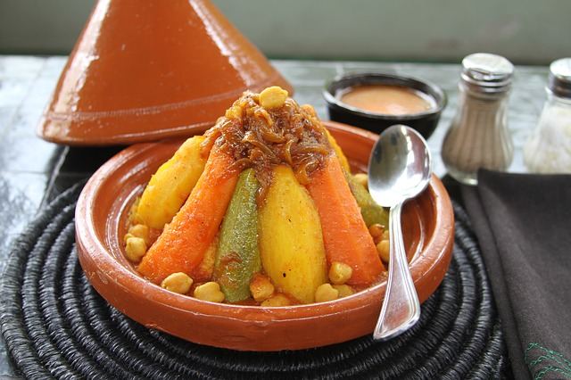 Couscous marroquí