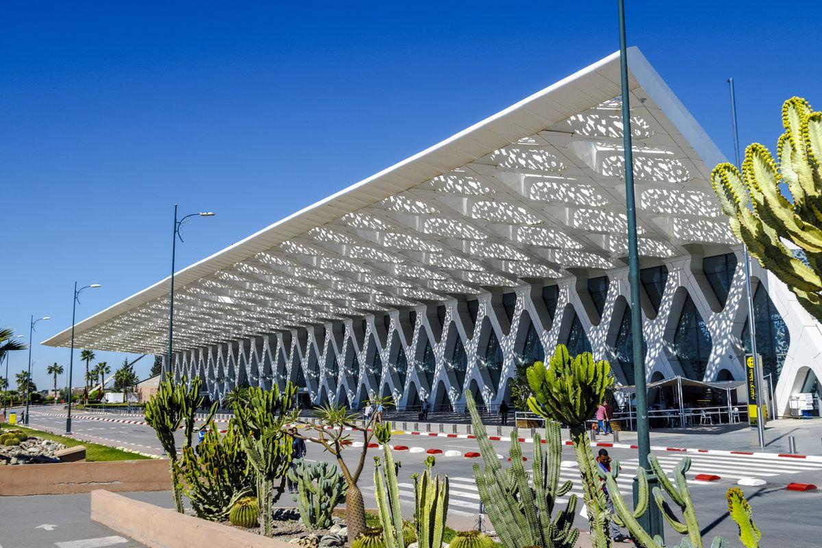 Aeropuerto Marrakech Menara
