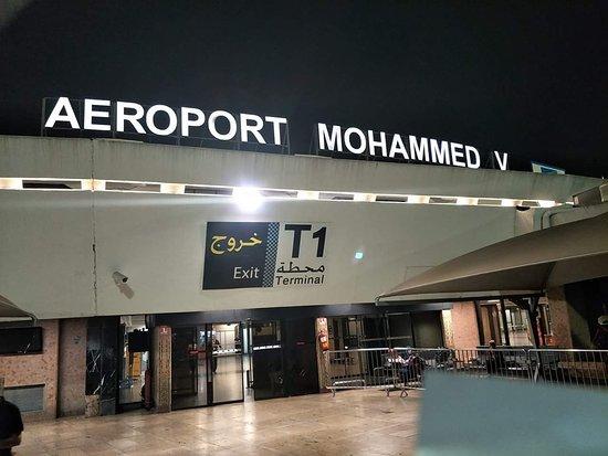 Aeropuertos en Marruecos. Casablanca