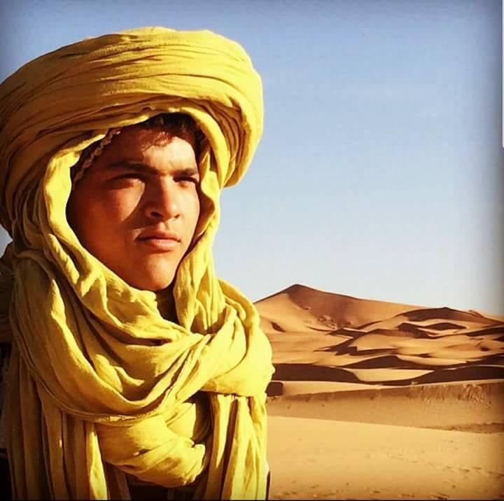 bereber desierto Marruecos