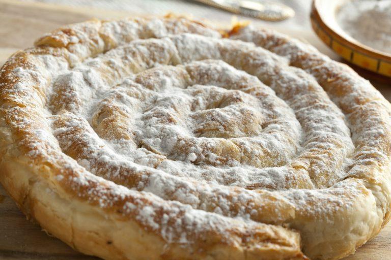 Mhanncha dulce marroquí