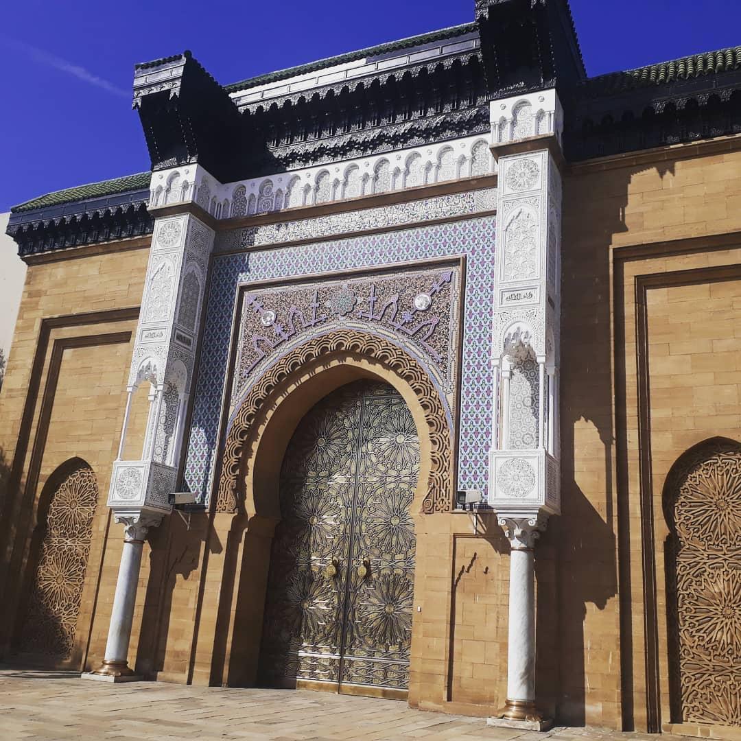 Palacio real Casablanca Marruecos