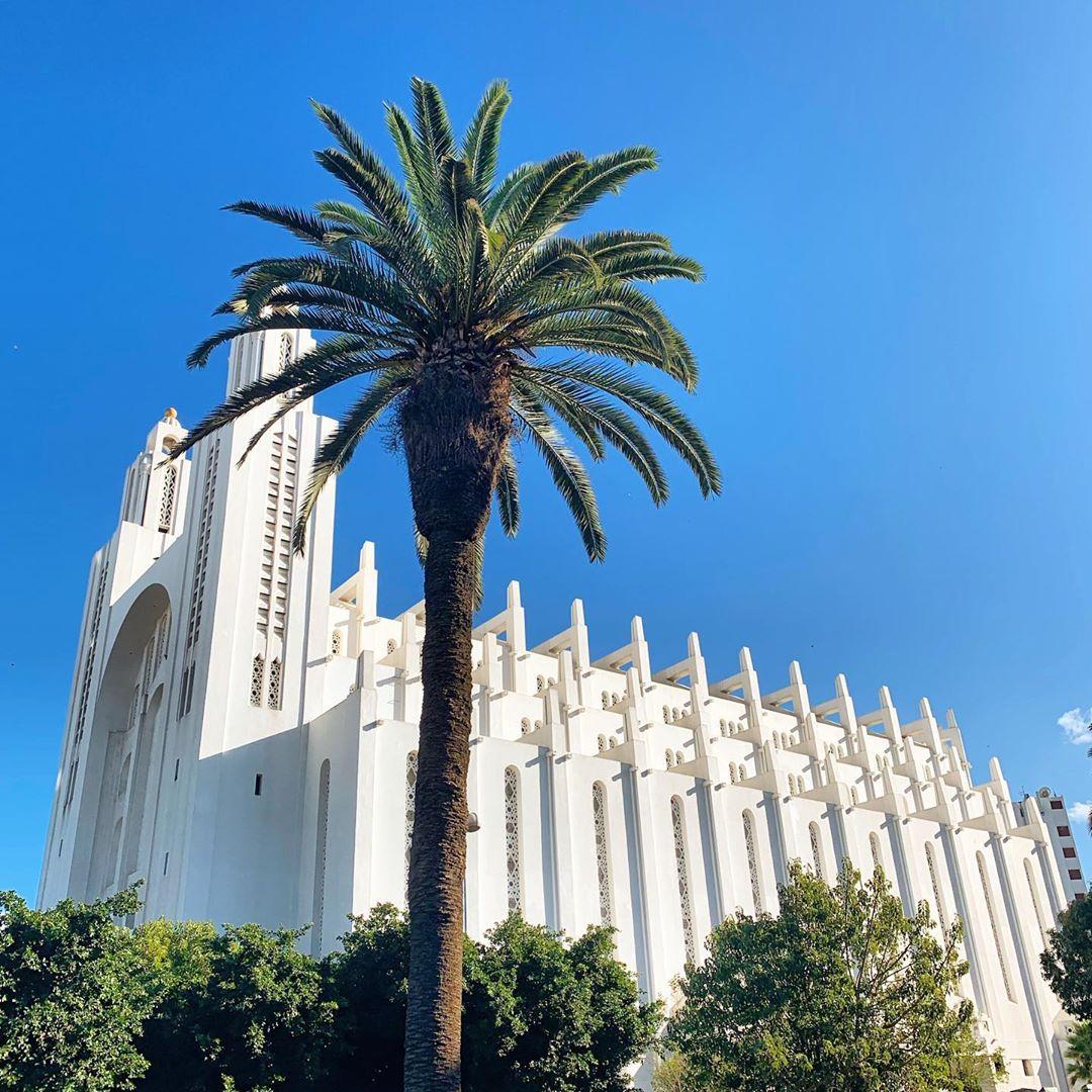 Iglesia Sagrado Corazon Casablanca