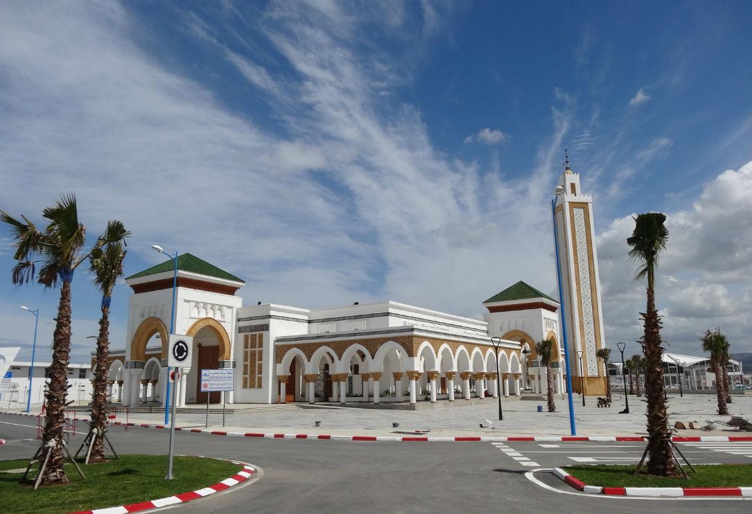 gran mezquita tanger